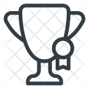 Teamwork Cup Prize Icon