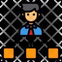 Teamwork Company Organization Icon