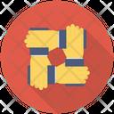 Teamwork Group Solution Icon