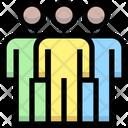 Business Financial Teamwork Icon
