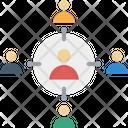 Teamwork Target Teamwork Target Icon