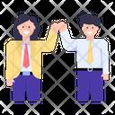 Team Teamwork Workforce Icon