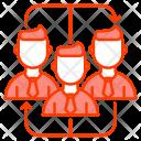 Teamwork Business Team Icon