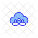 Teamwork Cloud Icon