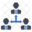 Teamwork Communication Icon