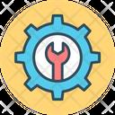 Teamwork Cooperation Icon