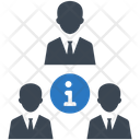 Information Team Group Icon