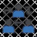 Teamwork Connect Employee Icon