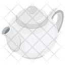 Teapot Tea Kettle Water Boiler Icon