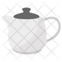 Teapot Tea Kettle Tea Jar Icon