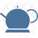 Tea Pot Tea Kettle Tea Set Icon