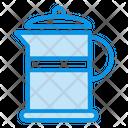 Coffee Shop Teapot Kettle Icon