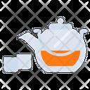 Tea Kitchen Teapot Icon