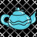 Teapot Teakettle Kettle Icon