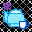 Tea Teapot England Icon