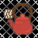 Teapot Tea Kettle Icon