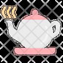 Tea Pot Hot Icon