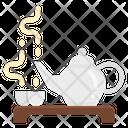 Tea Teapot Relax Icon