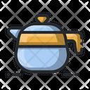 Kitchen Utensil Teapot Icon