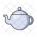 Teapot Kettle Drink Icon