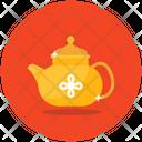 Teapot Arabic Teapot Dallah Icon