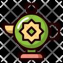 Teapot Arabic Culture Icon