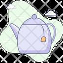 Cooking Kitchen Teapot Icon
