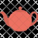 Teapot Hot Beverage Icon