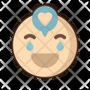 Tears Of Joy Emoji Amazed Icon