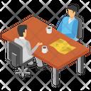 Teatime Office Break Recess Icon