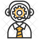 Tech Support Help Icon