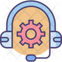 Tech Help Technical Support Technical Service Icon