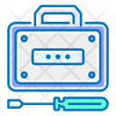 Tech Service Service Suitcase Icon