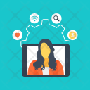 Tech Services Technical Icon