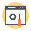 Technical Support Assistance Icon