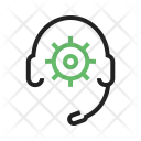 Technical Support Help Icon