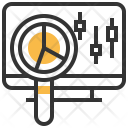 Technical Analysis Research Icon