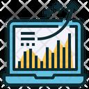 Technical Analysis Stock Icon