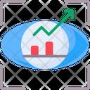 Technical Analysis Stock Market Analysis Stock Market Research Icon