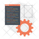 Development Coding Web Icon