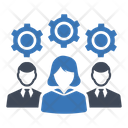 Technial Expert Support Icon
