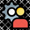 Technical person Icon