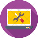 Technical Service Spanner Icon