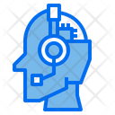 Customer Service Automatic Support Icon