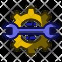 Technical Setting Service Icon