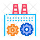 Technical Settings Thermal Icon