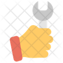 Technical Support System Maintenance Settings Icon