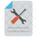 Technical Support Page Icon