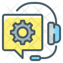 Support Help Service Technical Support Icon