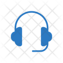 Support Headset Customercare Icon